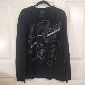 Marc Ecko Waffle Knit Shirt